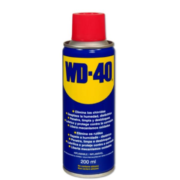ACEITE LUBRICANTE WD-40 200 ML
