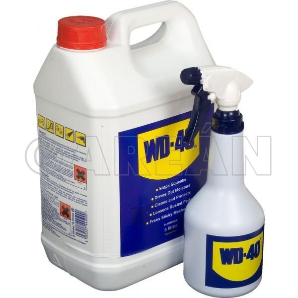 ACEITE LUBRICANTE WD-40 5LT