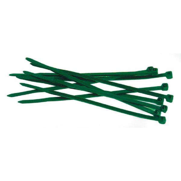 BRIDA NYLON 04.8x300 verde pvp 100