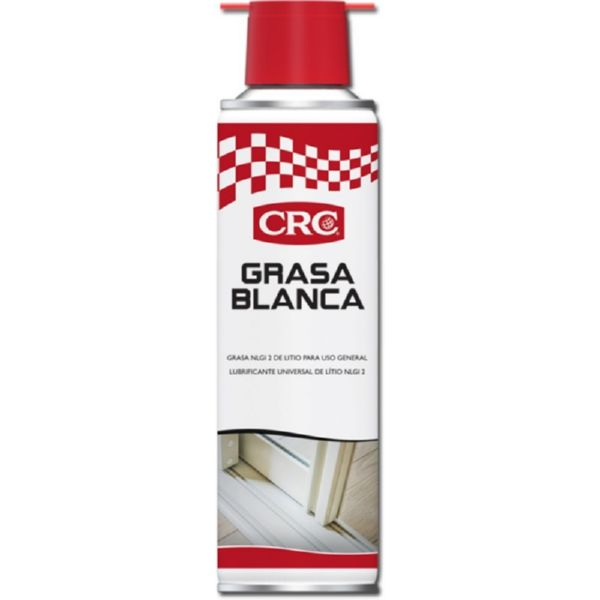GRASA LUBRICANTE BLANCA SPRAY 250ML