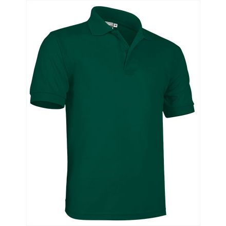POLO MANGA CORTA GC VERDE BOTELLA T-4XL