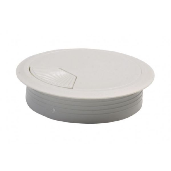 TAPON PASACABLES M.140 60x72 BLANCO